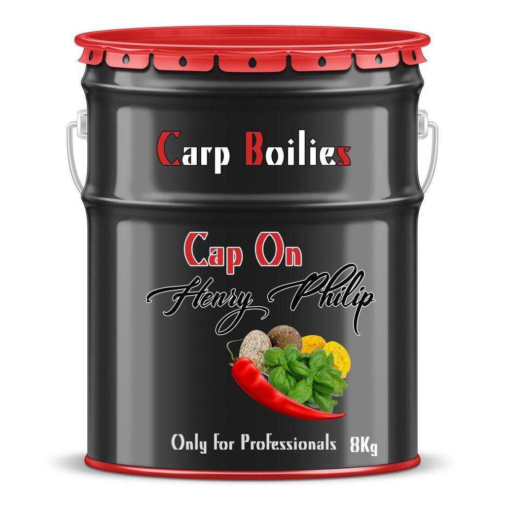 CAPON Carp Boilie Henry Philip